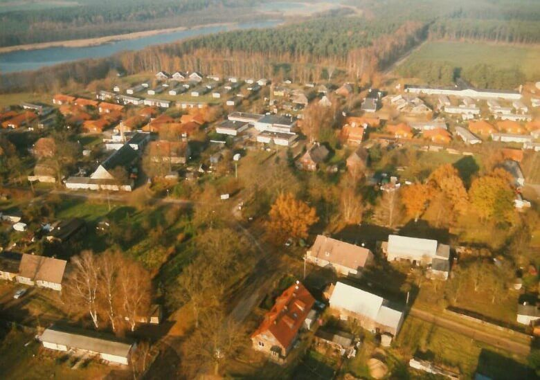 ferienpark Mirow Luftaufnahme