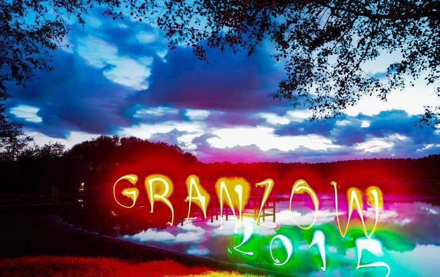 Lightpainting in Granzow