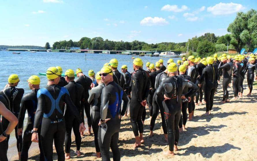 Schwimmen Neoprenanzug Veranstaltungstipps