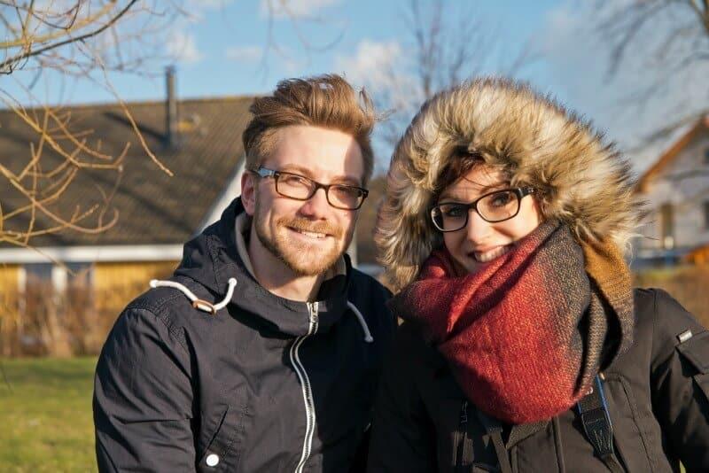 Nicole und Olli machen Urlaub von Berlin