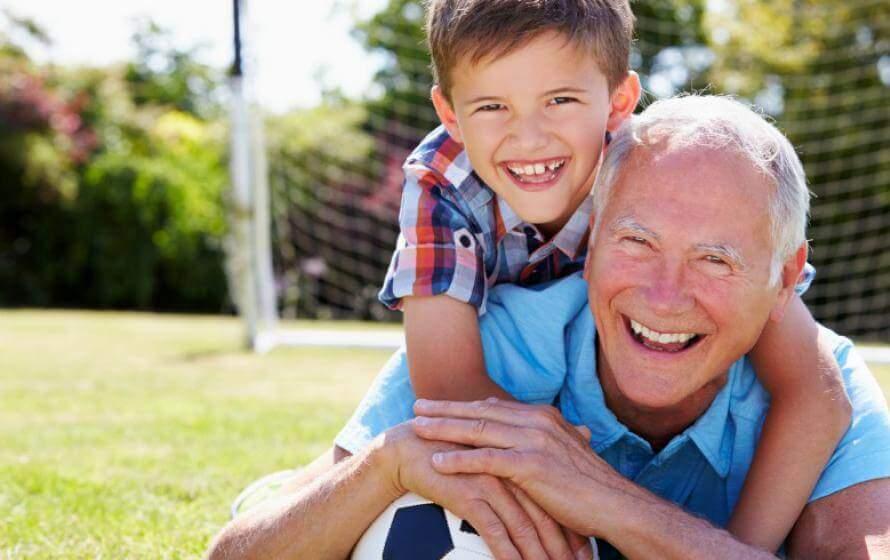 News Opa-Enkel-Urlaub