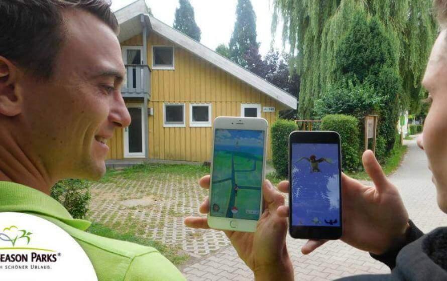 Pokémon GO - kleine Taschenmonster im Ferienpark